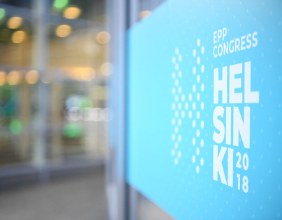 EPP Helsinki Congress 2018