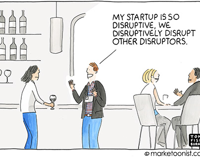 What Is Disruptive Innovation, Exactly?