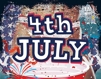 4th Of July Poster - Box Nightclub