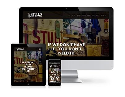 Stulls Country Store Website