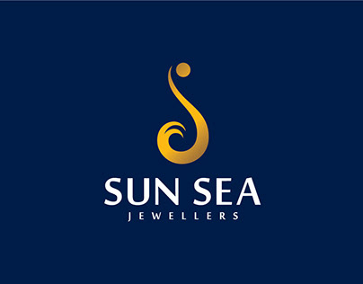 Sun Sea Jewellers - Identity Design