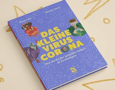 DAS KLEINE VIRUS CORONA_children's book