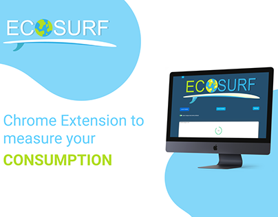 Chrome extension - EcoSurf