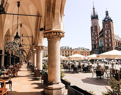 Kraków - Main Square