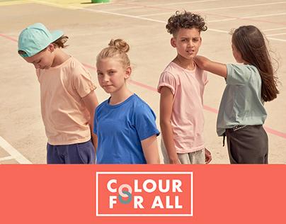 Bonds Colour for All