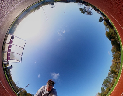 360 Grad in iphone