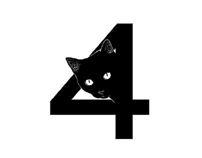 CHANEL5TANDARD - BLACK CAT