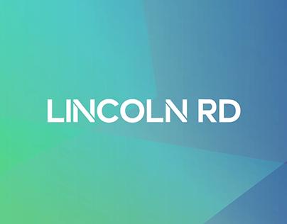 LINCOLN ROAD Logo animation