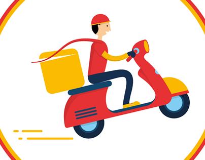 Delivery Hero Infographic