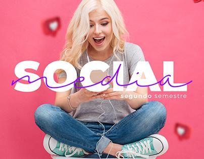 Social Media segundo semestre Fac Objetivo