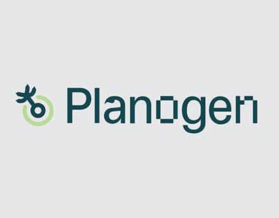 Planogen Branding