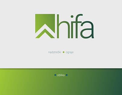 Hifa - new identity