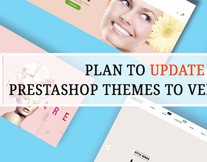 Update Prestashop Themes & Modules 1.7.6