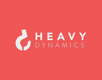 Heavy Dynamics Branding