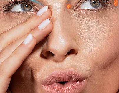 Beauty Retouching for Nathalie Gordon