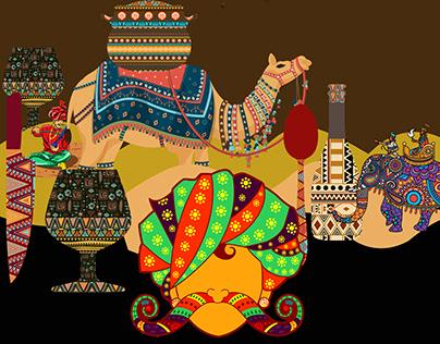 Chokhi Dhani-Conceptual Hospitality Branding