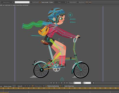 🌞Let's ride bike! 🌞