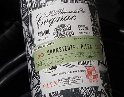 Grönstedts / P. Lex Signature Cognac