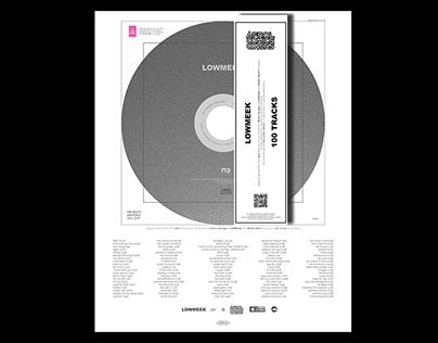 """Poster """"Lowmeek"""" [2020]"""