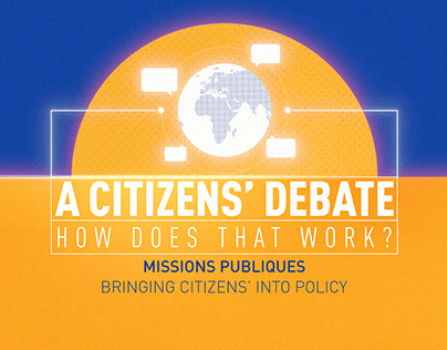 A Citizen's debate. How does that work?