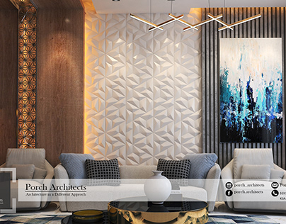 Interior Design For a Women Majles