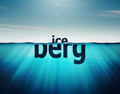 Ice Berg HD Wallpaper