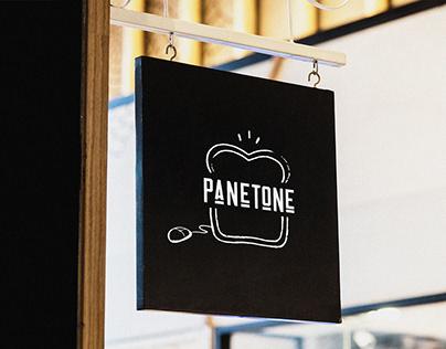 Cafetería Panetone - Sistema Gráfico