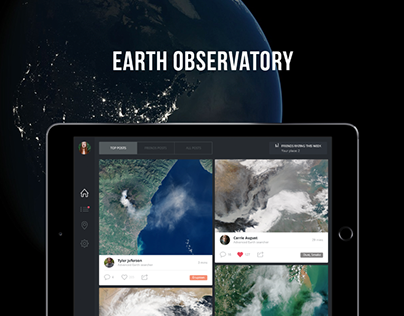 Earth Observatory / App