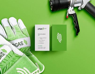 LPGAS | Branding Gas station