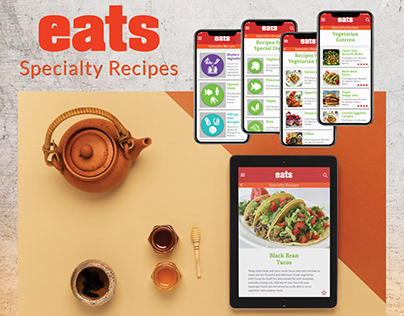 EATS Recipe App