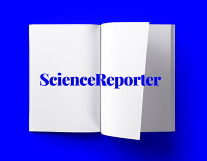 Science Reporter - Redesign