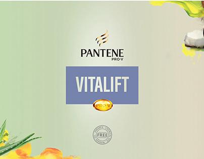 Pantene: VitaLift