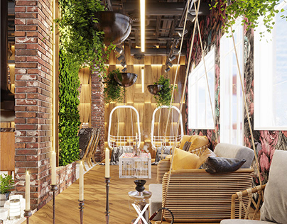 Leaves Café - New Concept