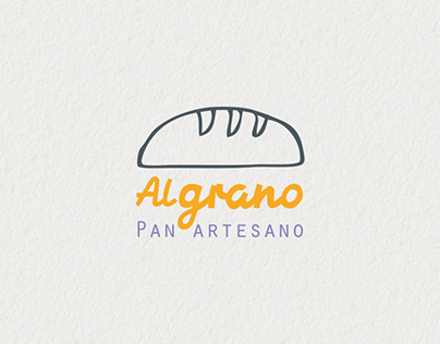ALGRANO   Branding   Logo