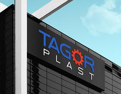 """Tagor Plast"" LOGO, Business card, Letterhead"