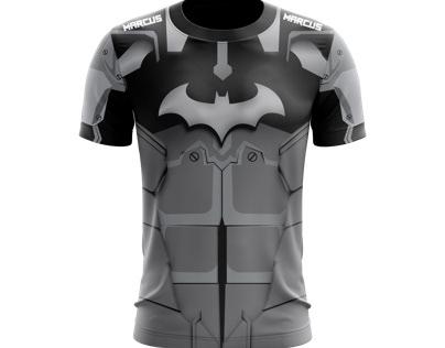 Jersey Batman (Sublimation)