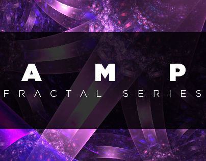 AMP - Fractals Inspired by Amplitude
