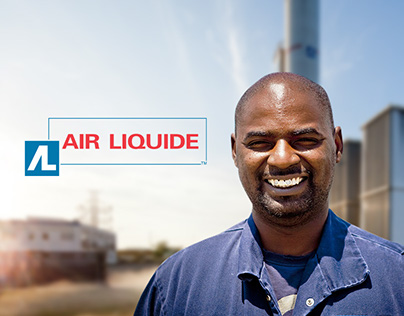 Air Liquide - Webdesign