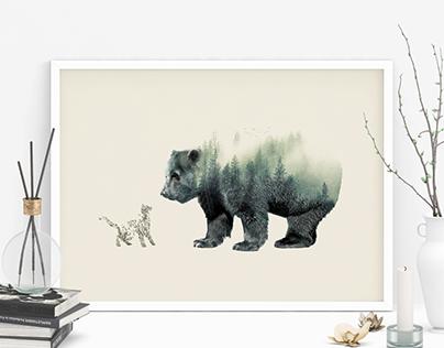 Cat&Bear