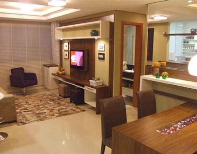 3 Showroom Apartments
