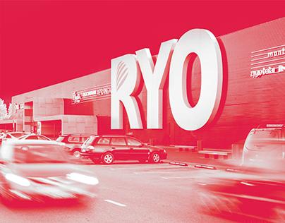 RYO shopping center | WEB