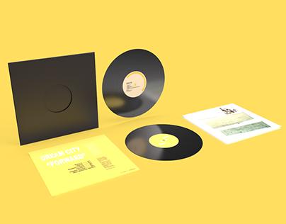 BST019 / Vinyl Artwork & Packaging
