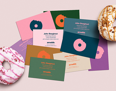Arnolds — Speculative Branding