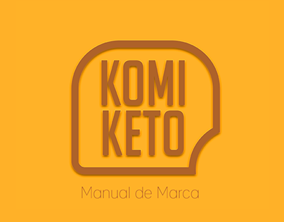 Komiketo - Manual de marca