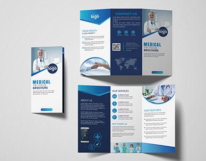 Bi-fold, Tri-fold Brochure Design