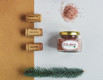 """""""Con Amore"""" Christmas Gift Set"""