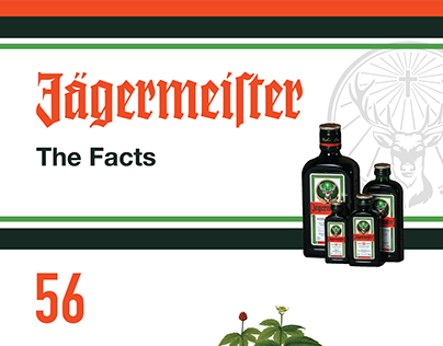 Jagermeister Infographic