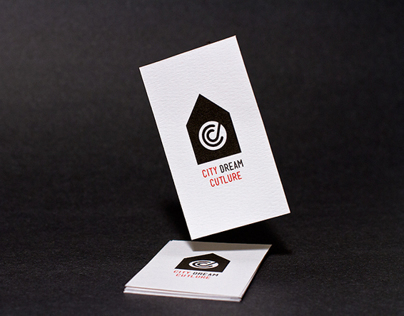 City Dream Culture - Branding and Business Card Design