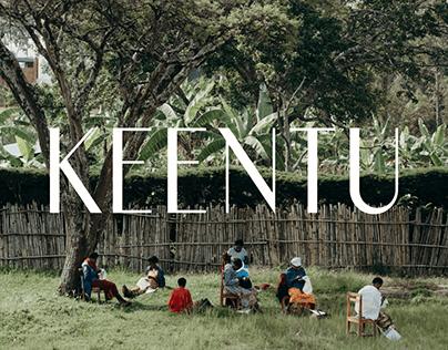 KEENTU - Online store web design