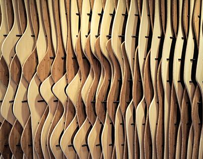 Foxtel Walls